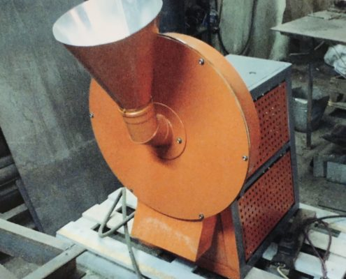 Мельничный комплекс для колбасного производства